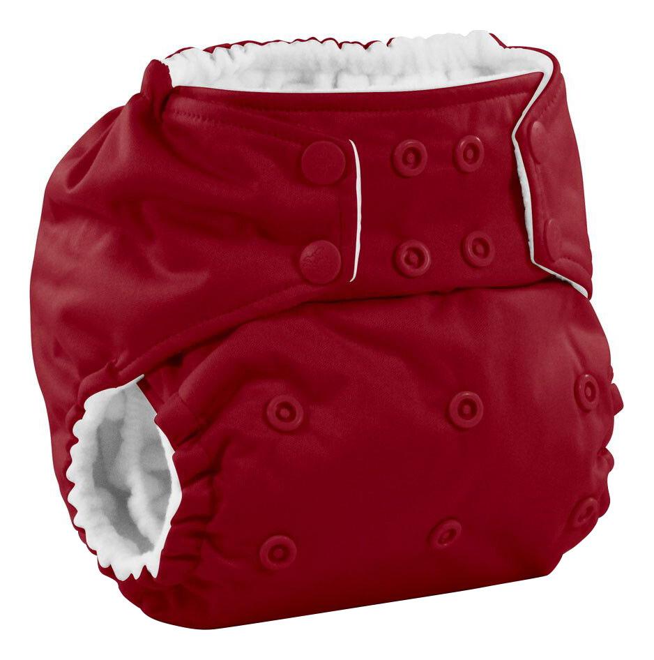 Многоразовый подгузник 3-16 кг, Onesize Scarlet Kanga Care Rumparooz