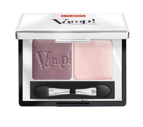 Купить Тени для век Pupa Vamp! Compact Duo Eyeshadow 003