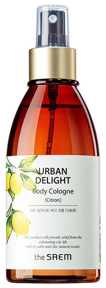 Спрей для тела The Saem Urban Delight Body