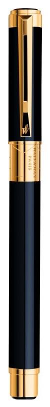Ручка-роллер Waterman Perspective Black GT, F, BL