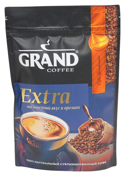 Кофе Grand extra растворимый сублимированный 95 г