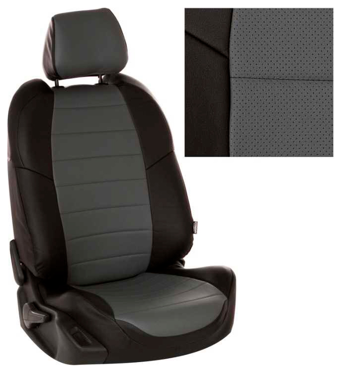 Комплект чехлов на сиденья Автопилот Hyundai kha-el-g1-chese-e фото