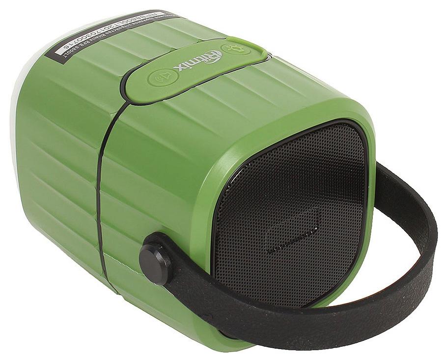 Беспроводная акустика Ritmix RPB-8800LT Green/Black фото