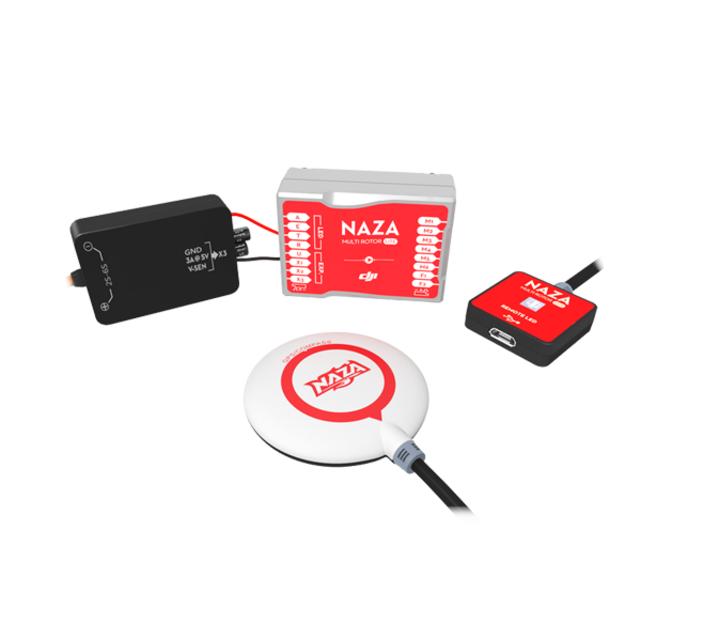 Полетный контроллер с GPS DJI Naza-M Lite  - купить со скидкой