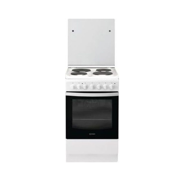 Комбинированная плита Indesit IS5M5CCW/RU White