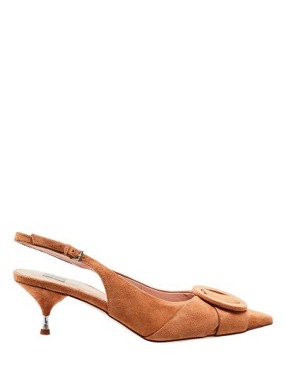 Туфли женские Bibi Lou коричневые фото