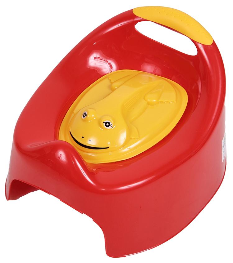 Купить TEGA Детский горшок Лягушка AG-004, Tega Baby,