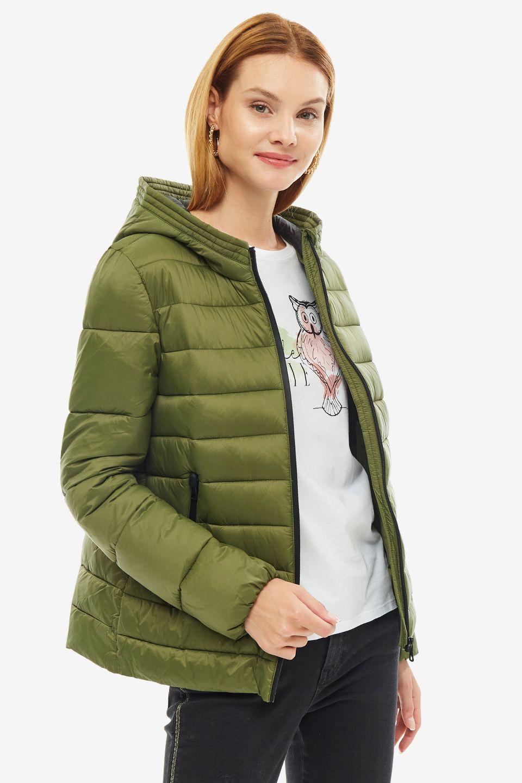 Куртка женская Mavi 110470-29704 хаки S фото