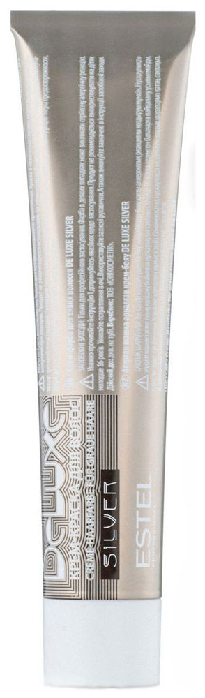 Краска для волос Estel De Luxe Silver 10/74 Светлый блондин коричнево-медный 60 мл