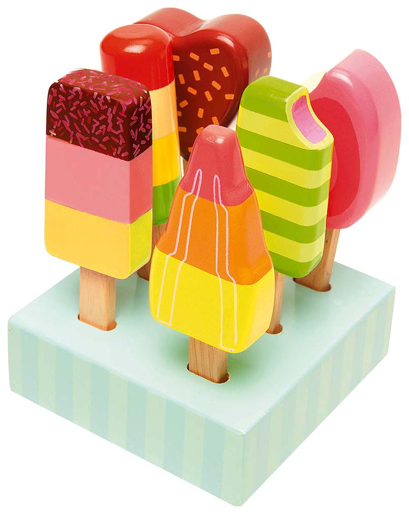 Игрушечная еда Le Toy Van Фруктовое мороженое