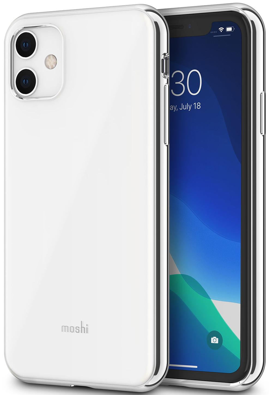 Чехол Moshi iGlaze  для iPhone 11 White