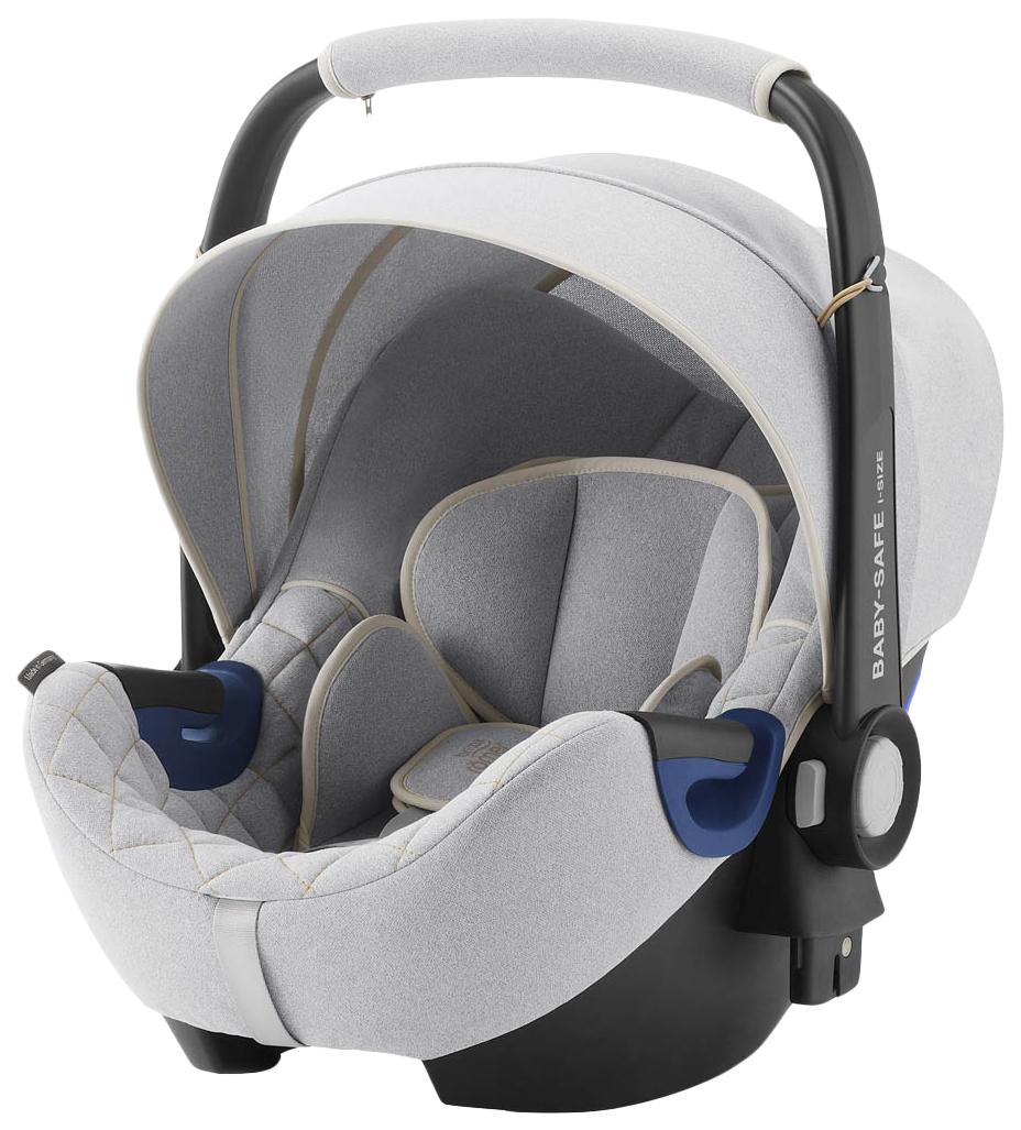Автокресло 0+ Britax Roemer Baby-Safe 2 i-Size Nordic Grey