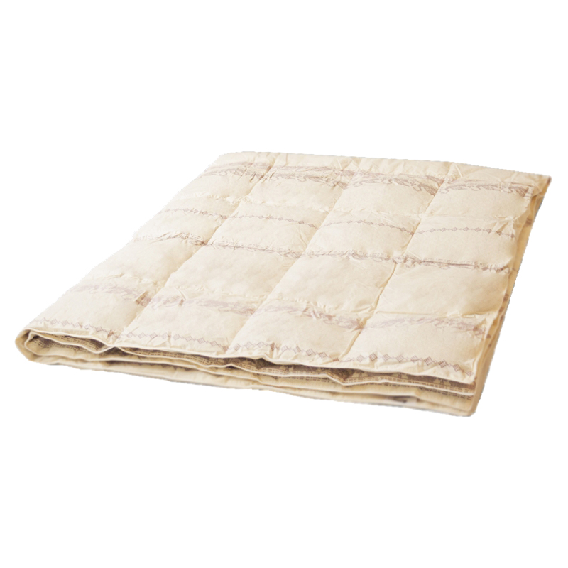 Одеяло пухоперовое «Лаванда», размер 140х205 см.