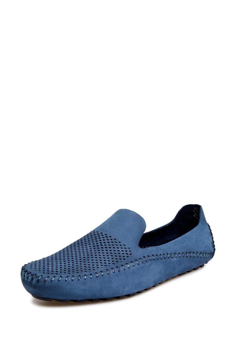 Мокасины мужские SAIRUS 92706090 синие 42 RU