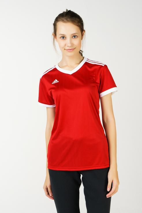 Футболка женская Adidas CE8928 красная XL