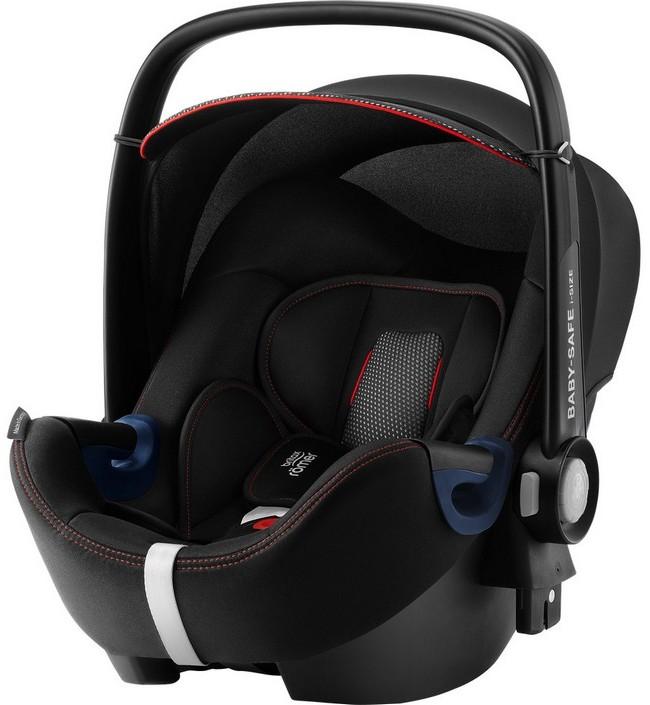 Купить Автокресло Britax Roemer Baby-Safe2 i-Size Cool Flow Black Special, Britax Romer,