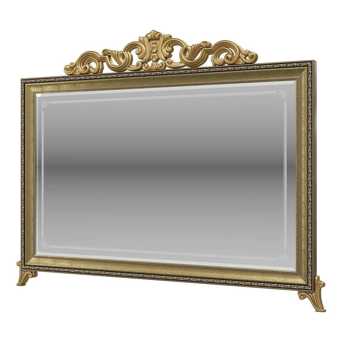 Зеркало с короной Мэри Мебель Версаль