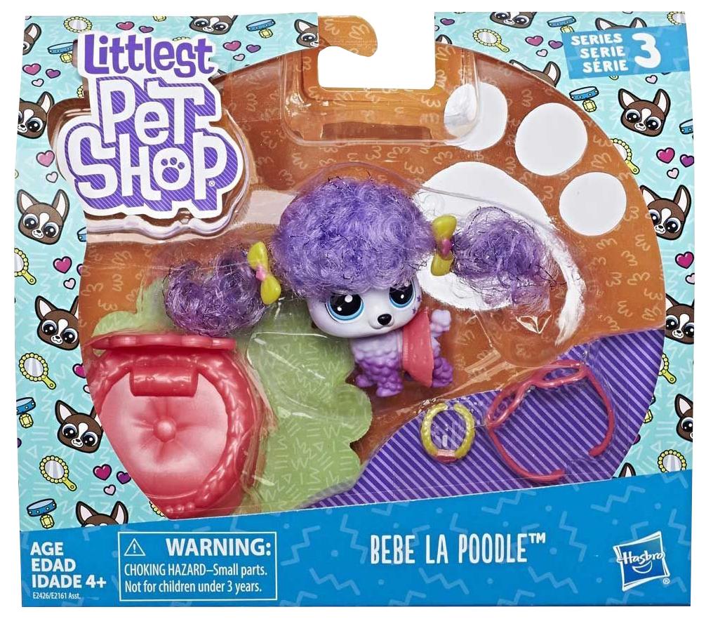 Игровой набор Littlest Pet Shop Hasbro E2161EU4