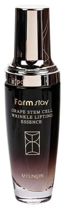 Купить Сыворотка для лица FarmStay Grape Stem Cell Wrinkle Lifting Essence 50 мл