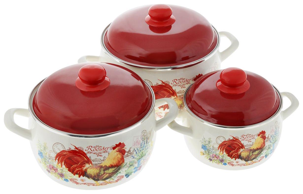 Набор посуды Метрот 170648 Разноцветный