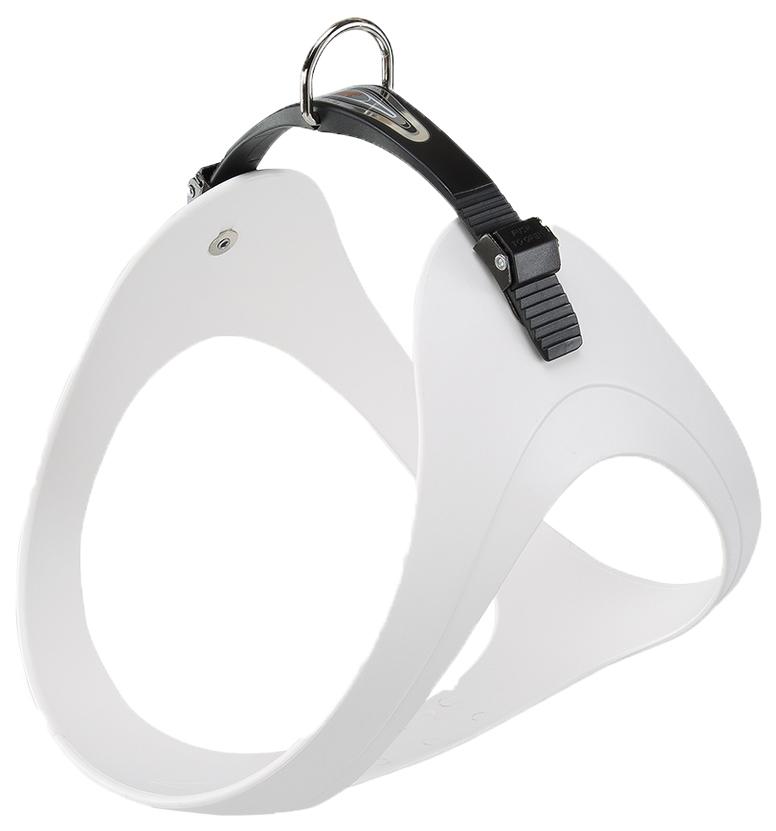 Шлейка для собак Ferplast ERGOFLEX P (A: 53÷61 cm - B: 57÷65 cm, Белый)