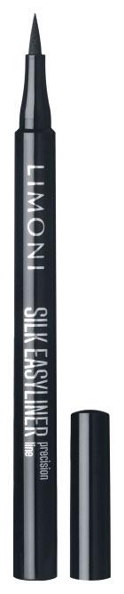 Подводка для глаз Limoni Silk Easyliner 01 Black 1 мл фото
