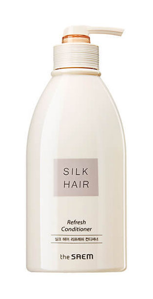 Кондиционер для волос THE SAEM SILK HAIR REFRESH CONDITIONER