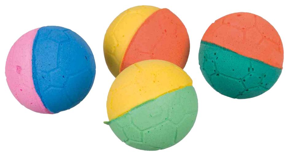 Игрушка для кошек Trixie Soft Balls Набор