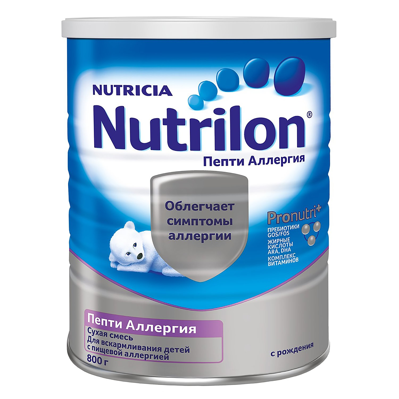 Молочная смесь Nutrilon Пепти Аллергия от