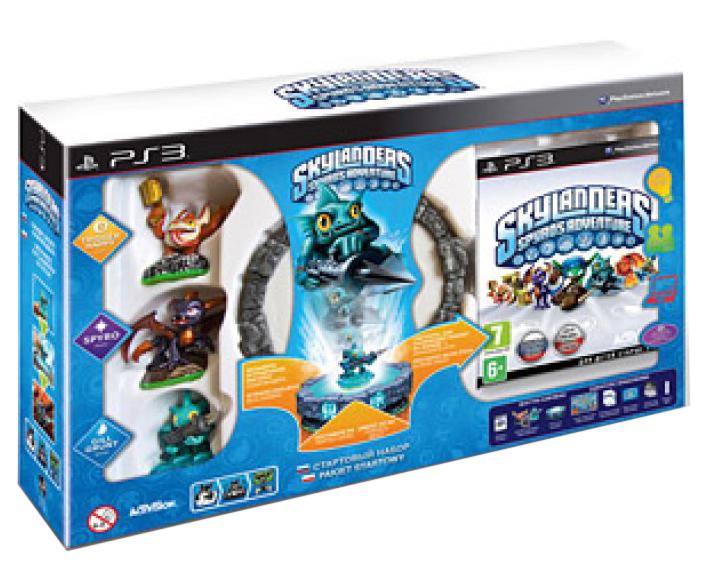 Игра Skylanders: Spyro's Adventure для PlayStation 3
