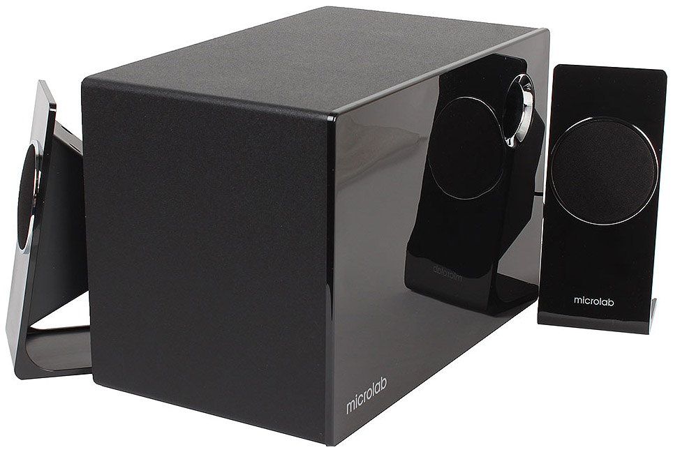 Колонки компьютерные 2.1 Microlab M660BT Black