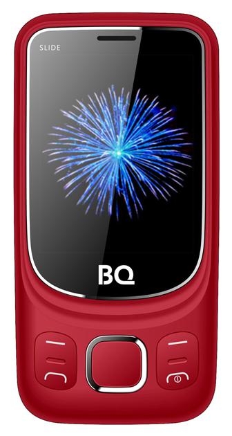 Мобильный телефон BQ 2435 Slide Red