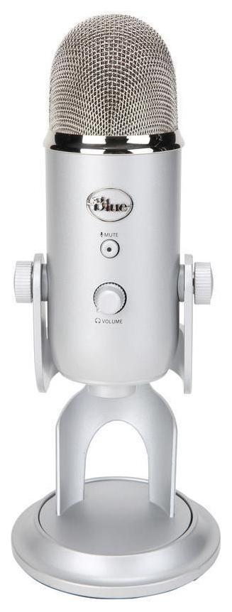 USB микрофон Blue Microphones Yeti для Mac/PC