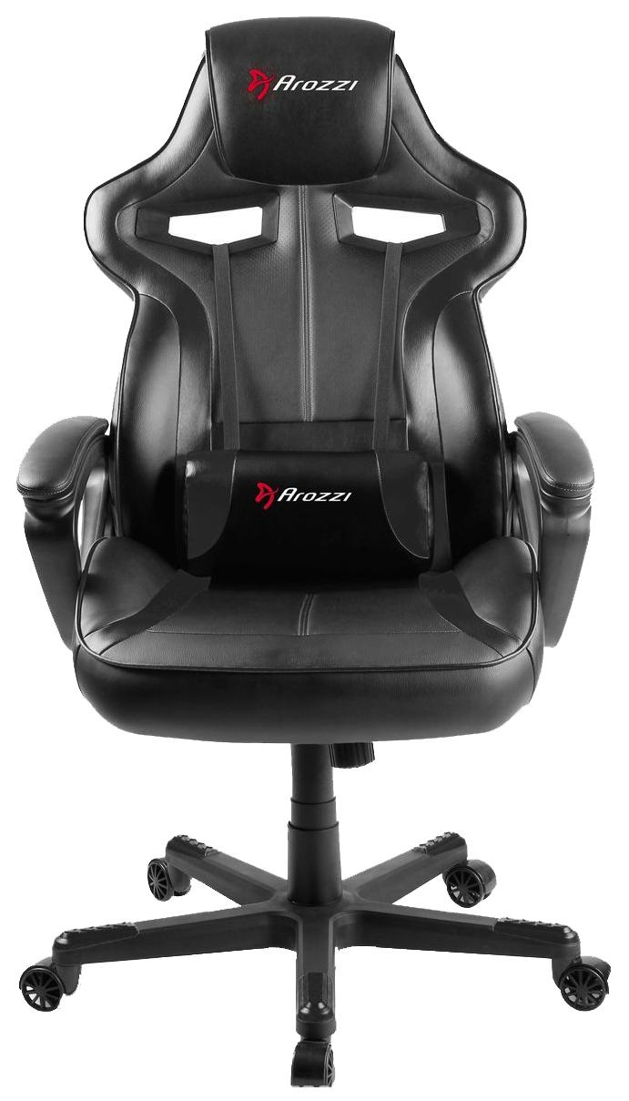 Игровое кресло Arrozzi Milano Black milano-bk, черный фото