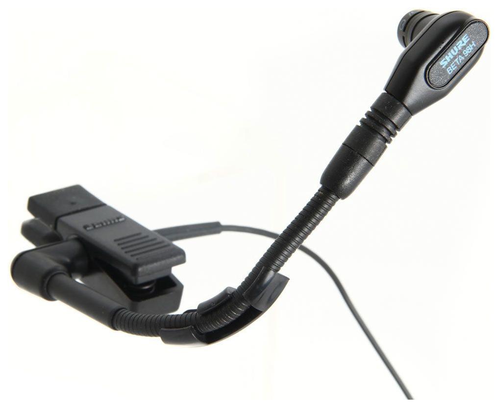 Микрофон Shure WB98H/C для музыкальных инструментов