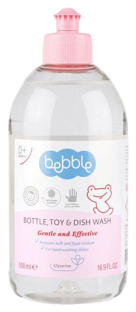 Средство для мытья детской посуды Bebble