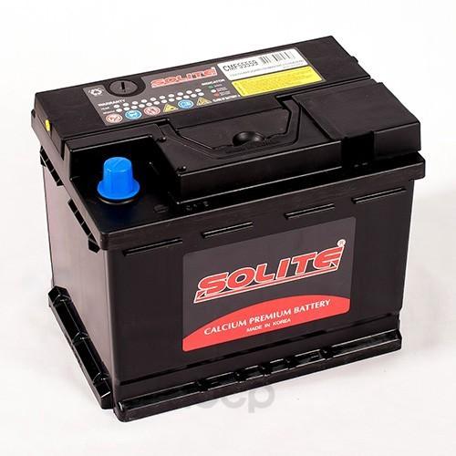 Аккумулятор автомобильный Solite CMF55559 55А/ч 510А полярность обратная фото