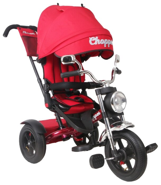 Купить Велосипед трехколесный Chopper 6908801032579, Детские велосипеды-коляски