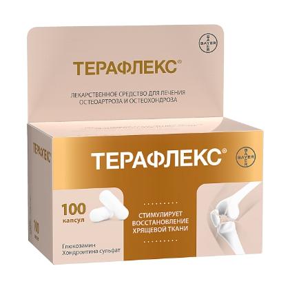 Купить Терафлекс капсулы 100 шт., Bayer