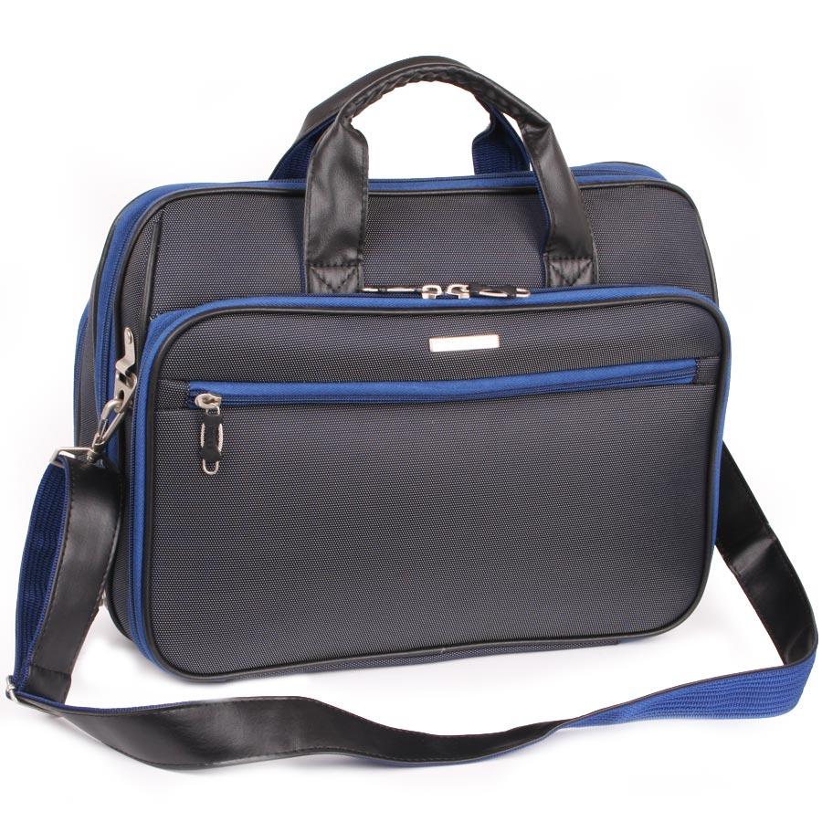 Дорожная сумка Polar 7045п синяя 52 x 35 x 18
