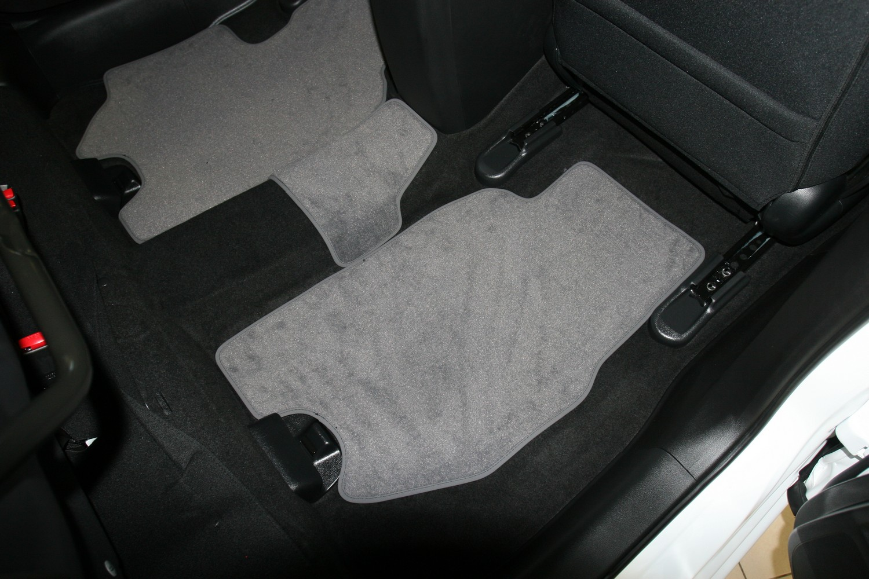 Коврики в салон Autofamily для HONDA Civic 2012, текстиль