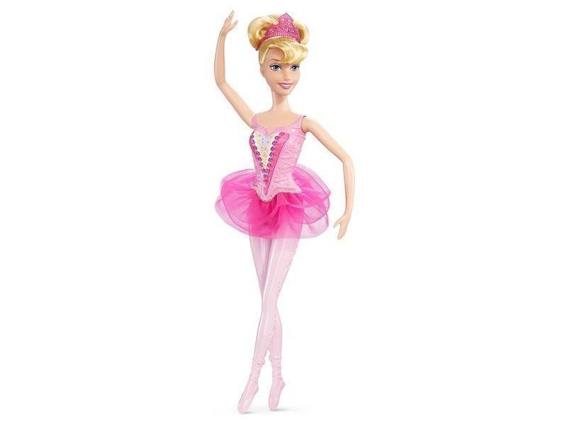 Купить Кукла Disney Princess Аврора балерина CGF32, Классические куклы