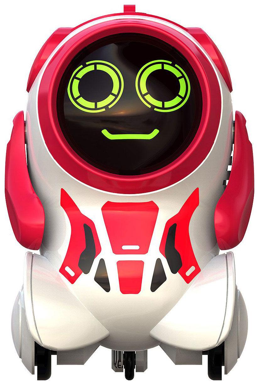 Купить Интерактивный робот Silverlit Покибот красный, Интерактивные мягкие игрушки