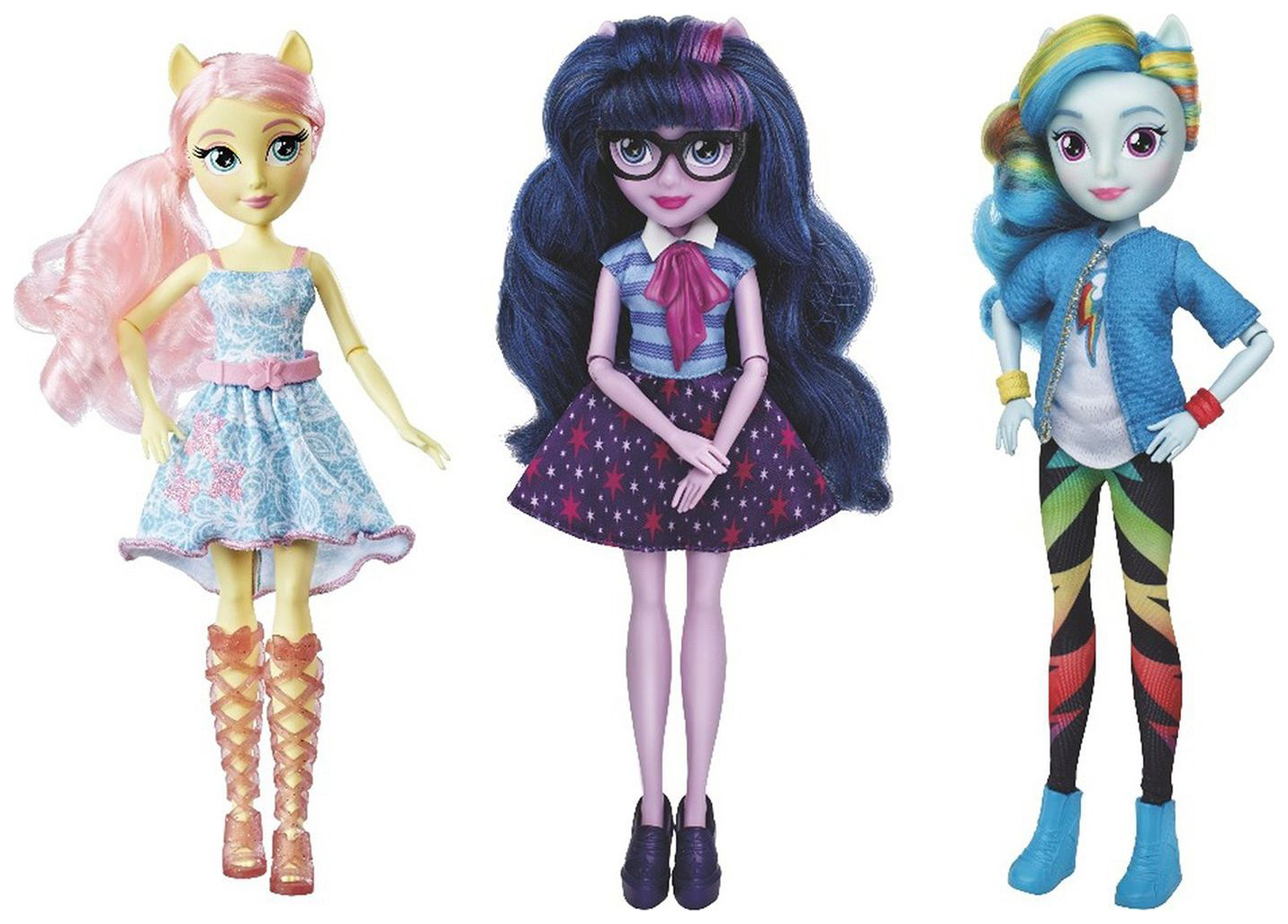 Кукла Hasbro My Little Pony Девочки Эквестрии E0349 в ассортименте