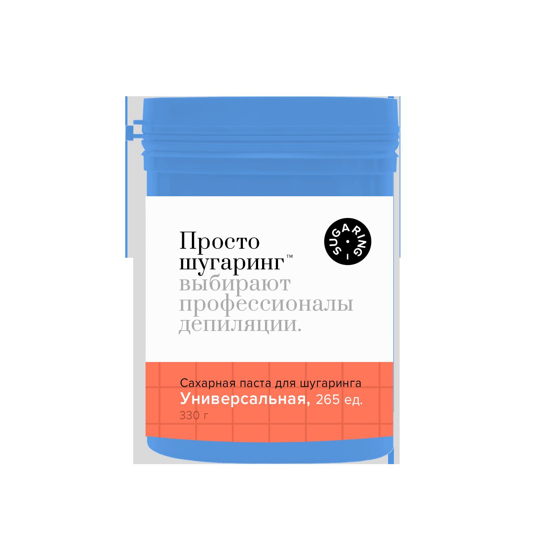 Купить Сахарная паста для депиляции универсальная Просто Шугаринг, 0, 33 кг