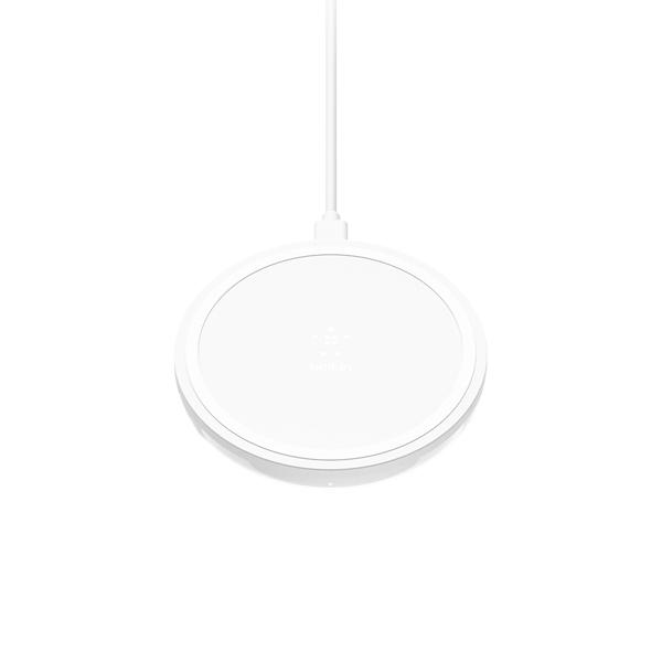 Беспроводное зарядное устройство Belkin BoostUp Pad White фото