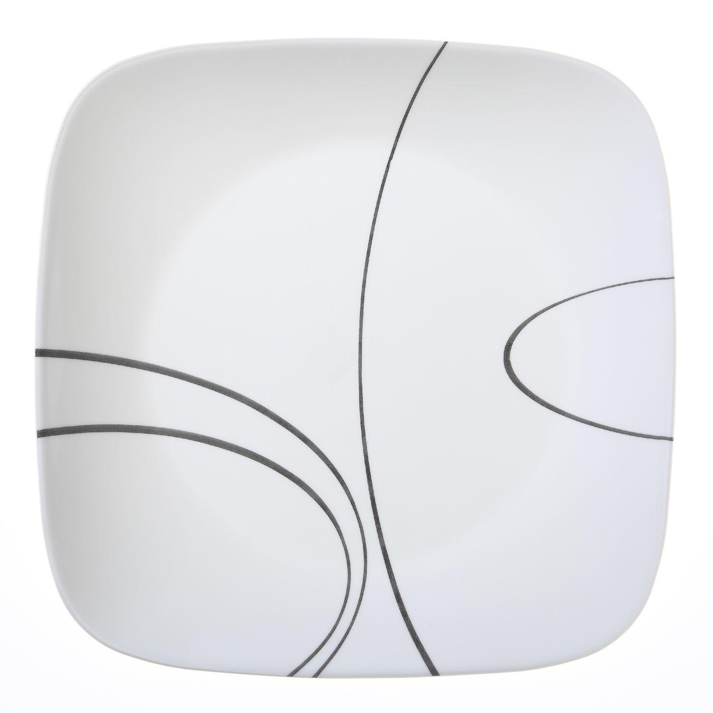 Corelle Тарелка обеденная 26 см Simple Lines фото