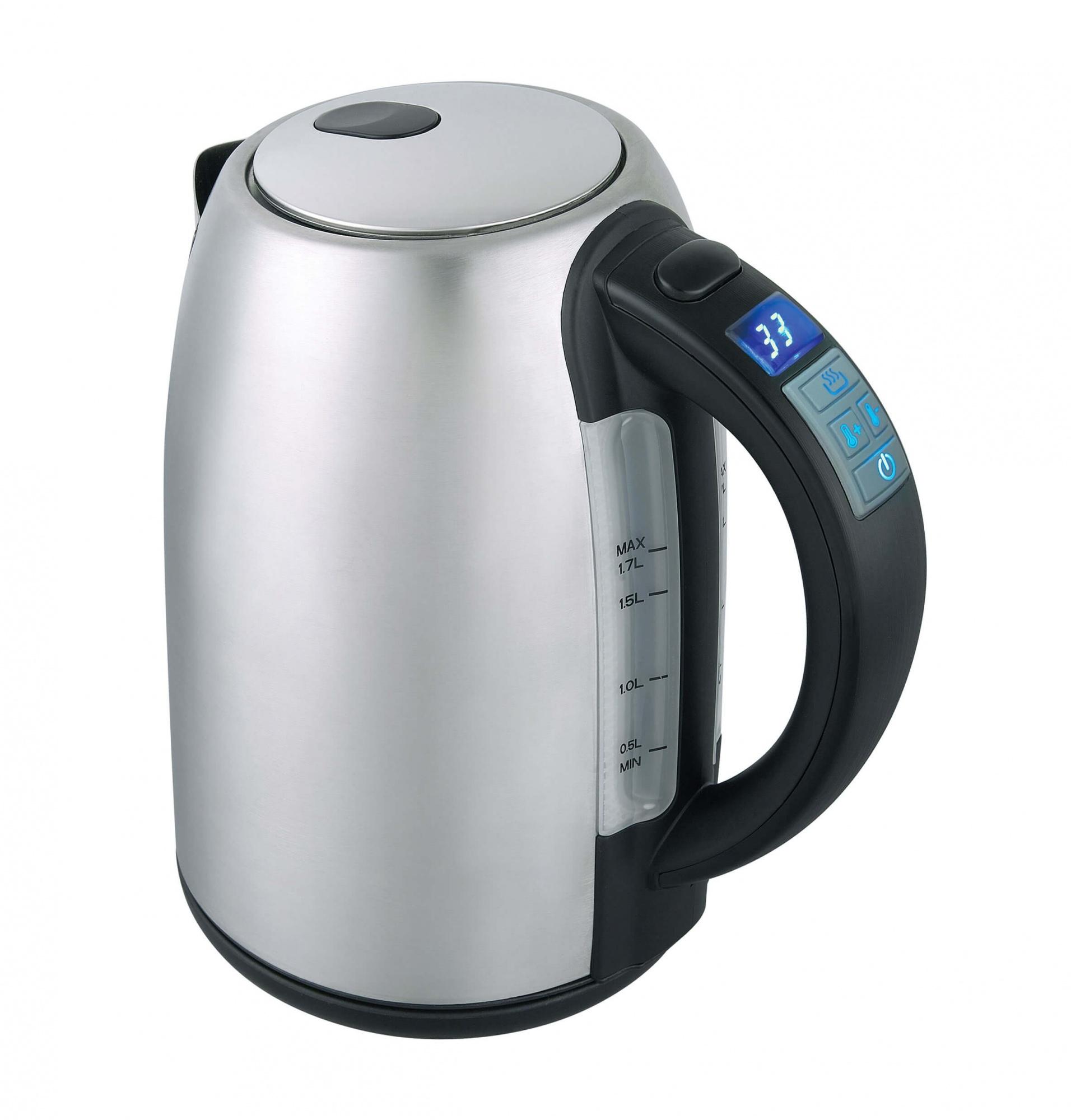 Чайник электрический Gemlux GL EK5020 Silver