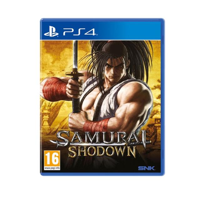 Игра Samurai Shodown для PlayStation 4