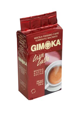 Кофе молотый  Gimoka Gran Gusto  250 г
